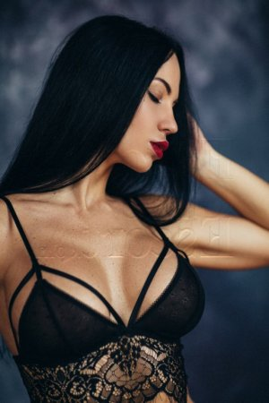 Zelie erotic massage in Palisades Park
