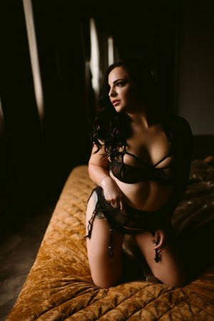 Loubna erotic massage in Anchorage Alaska